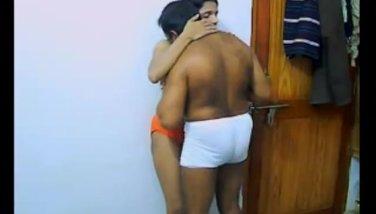 Indian Fledgling Duo Honeymoon Romp Unveiled