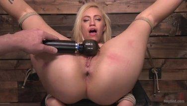 blond bondage Porr