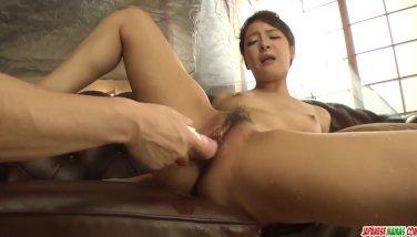 Juicy Bedroom Romance With Nana Ninomiya