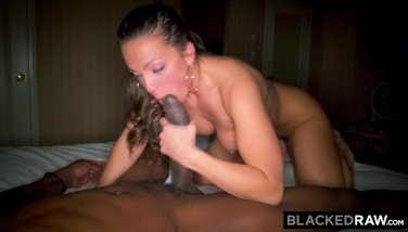 Blackedraw Abigail Macs Hubby Sets Her Up With Thickest Big Black Cock In The World