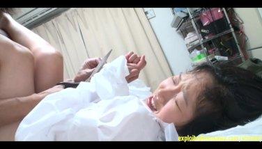 Debut Chan Flattest Torso Ever  Jav Idol Chihiro Sano Trussed & Teased