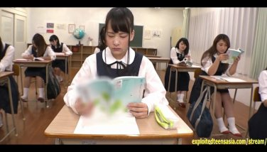 Abe Mikako Gets Large Mass Ejaculation Face In Classroom Continual Cum-shots Fantas
