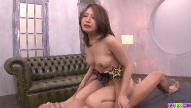 Mariru Amamiya Luvs Her Lollipops Decently In Place  More At Javhd Net