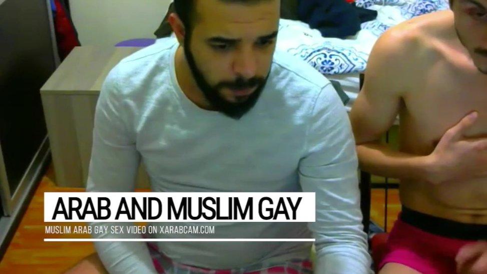 Arab Faggot Three Syrians Toying Fuck-a-thon Together Xarabcam (05:51) -  Letmejerk.com